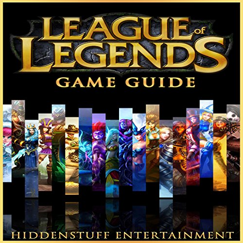 League of Legends Game Guide cover art