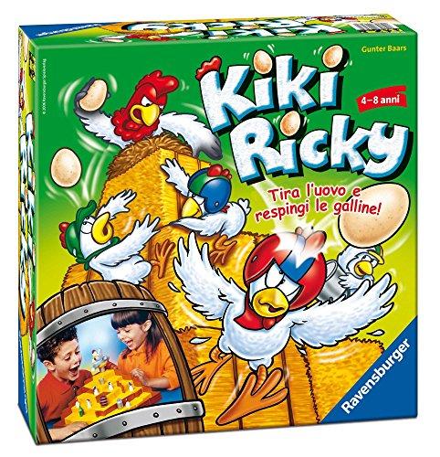 Ravensburger 21107 - Kiki Ricky