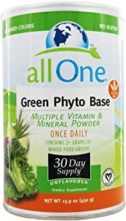 All One Green Phyto Base 15.90 Ounces