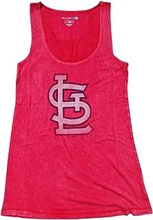 5th & Ocean St. Louis Cardinals Stretch Rayon Jersey Tank Top