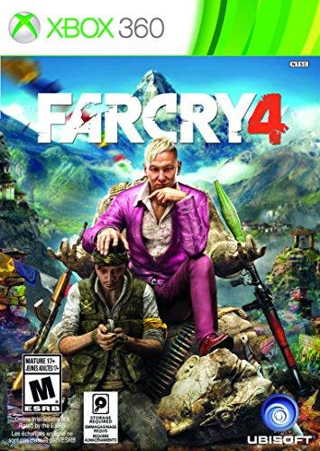 Far Cry 4 - Standard Edition (Xbox 360) by UBI Soft