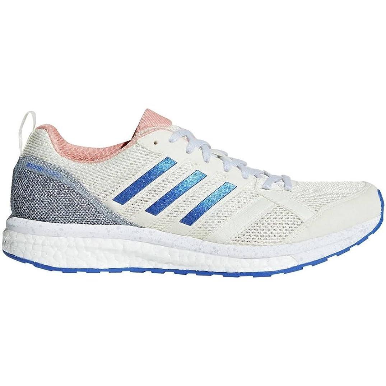 通行人サービス見分ける(アディダス) Adidas レディース ランニング?ウォーキング シューズ?靴 Adizero Tempo 9 Running Shoe [並行輸入品]