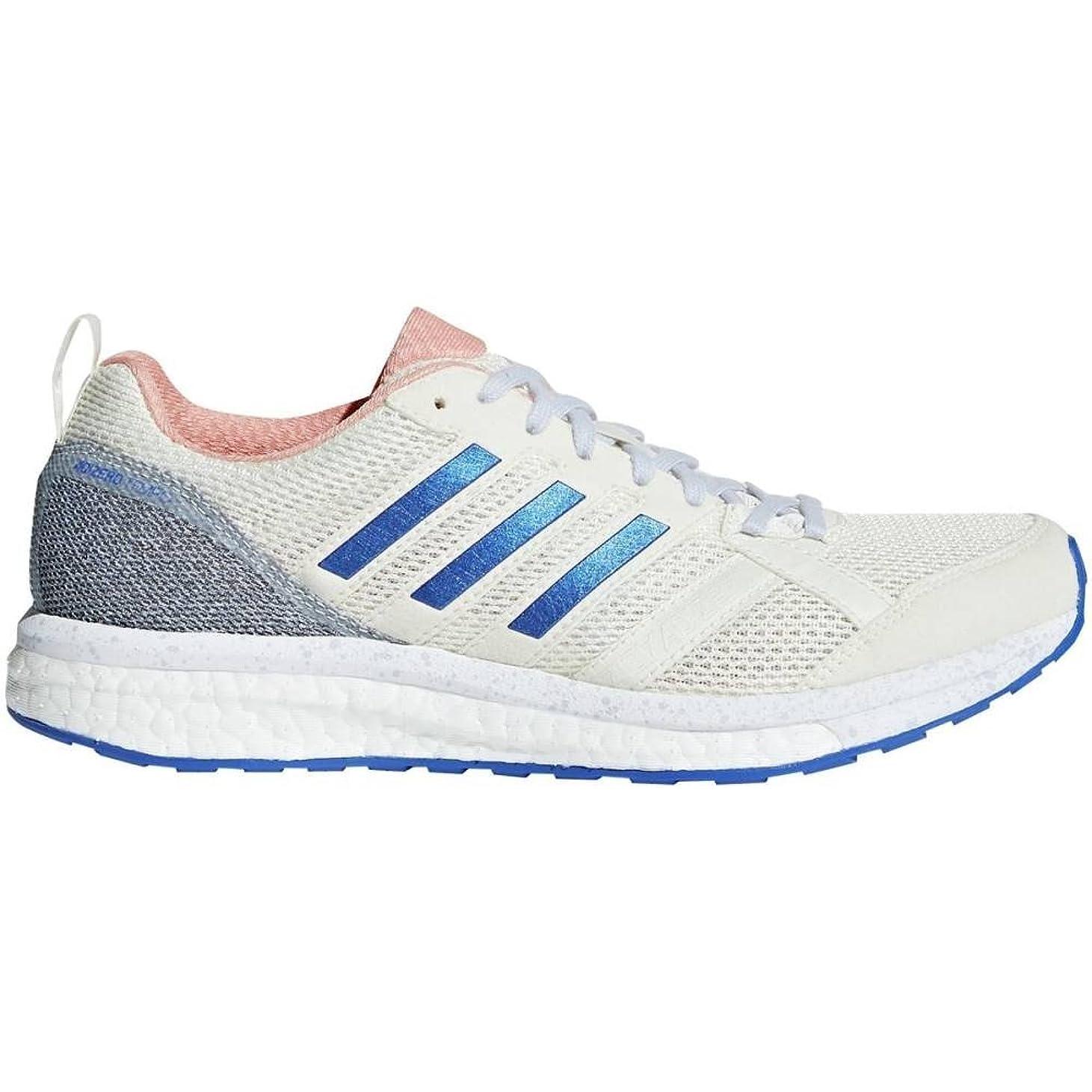 最初はイブニングルーフ(アディダス) Adidas レディース ランニング?ウォーキング シューズ?靴 Adizero Tempo 9 Running Shoe [並行輸入品]