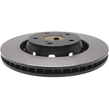 ACDelco 18A2422 Professional Durastop Rear Drum In-Hat Disc Brake Rotor