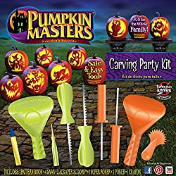 Image: Pumpkin Masters Carving Party Kit