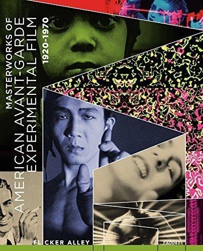 Masterworks Of American Avant-Garde Experimental (4 Blu-Ray) [Edizione: Stati Uniti] [Italia] [Blu-ray]