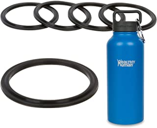 Healthy Human Water Bottle Replacement Gasket O-Rings Seals