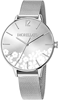 Morellato R0153141528 Ninfa Year Round Analog Quartz Silver Watch