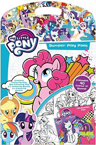 Anker mybpp1My Little Pony Bumper Play Pack