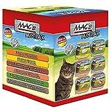 Mac's Katzenfutter getreidefrei Multipack, (6x85 g)