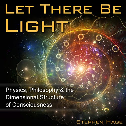 Let There Be Light audiobook cover art