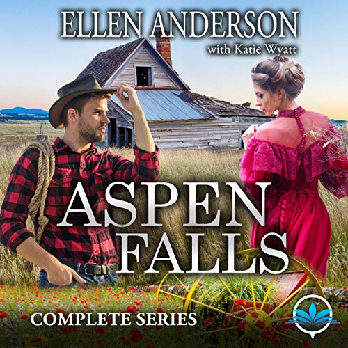 Aspen Falls Complete Series, Books 1-9 cover art