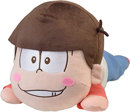 100% autentico SEGA Osomatsusan Osomatsusan Osomatsusan MEJ mega jumbo Nesoberi stuffed OsomatsuJapan import  a la venta