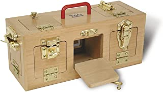 Memory Loss & Alzheimer's Dementia Activity /Large Lock-Station Center – for Memory & Mental Stimulation