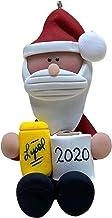 Jacqu 2020 Animal Ornaments Dragen Face Covers and Holding Dierversieringen die gezichtsafdekkingen dragen en houden kerst...