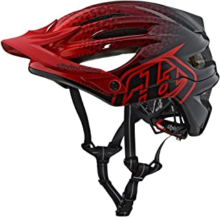 troy lee a2 starburst red