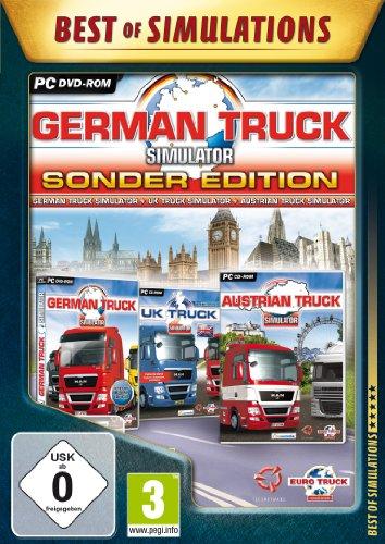 Best of Simulations: German Truck-Simulator Sonder-Edition
