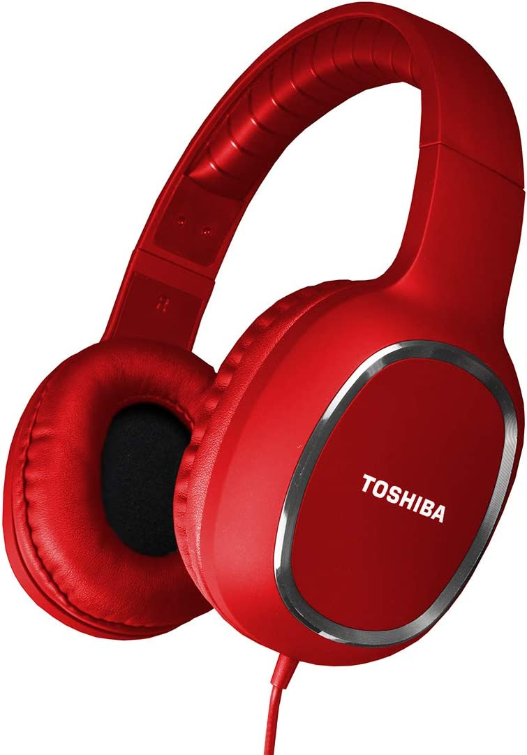 Toshiba Active Headphone Red (RZE-D160HR)