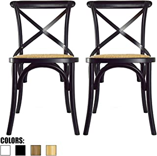 Best cross back counter height chairs Reviews