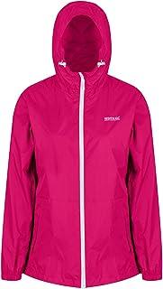 Regatta Women's Wmn Pk It JKT III Jacket, Dark Cerise, 20 UK (46 EU)