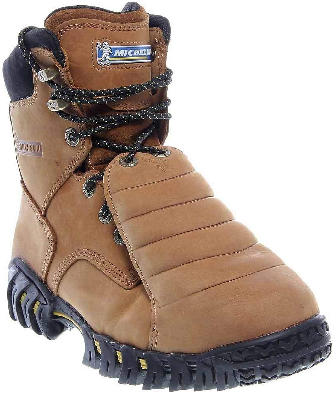 MICHELIN Men's 8  Sledge Metatarsal Eh Work Boot Steel Toe