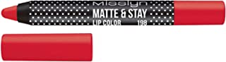 Misslyn Lipstick - Pack of 1, Red