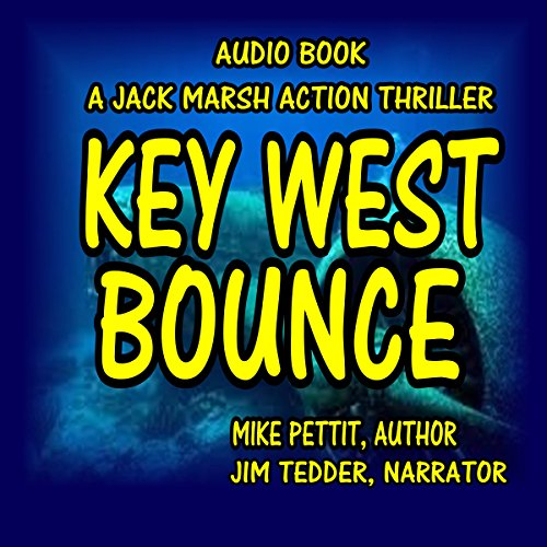 Key West Bounce audiobook cover art