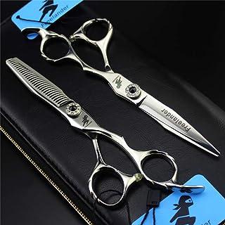 Professional Hair Snijden Schaar 6,0 Inch Japan 9CR RVS Set, Hoge Kwaliteit Sharp Kapper Schaar Voor Salon En Familie Voor...