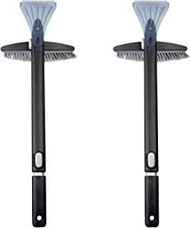 OXO Good Grips Extendable Twister Snow Brush Ice Scraper, Set of 2