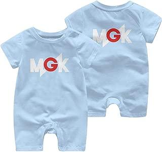 Mr.xiongminqing Baby One-Pieces Machine Gun Kelly MGK Child
