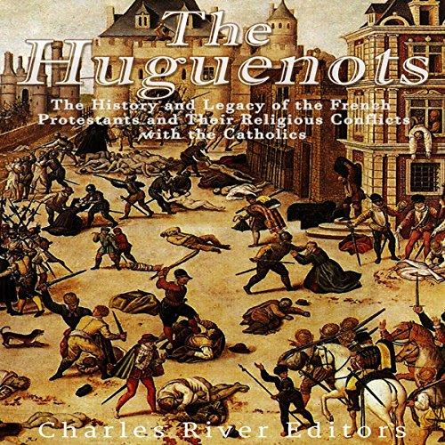 The Huguenots audiobook cover art