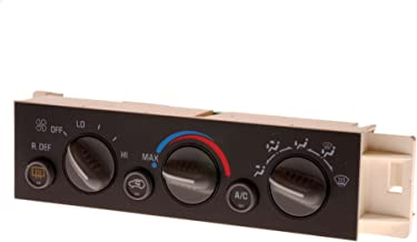 ACDelco 15-72547 GM Original Equipment Heating and Air Conditioning Control Panel with Rear Window Defogger Switch