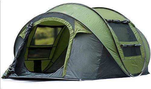 Sortie Udstyr, Pop Up Ouverture Rapide Camping Randonnée Imperméable Grande Tente Instantanée Pour Sports de Plein Air Randonnée Voyage Plage, Kejing Miao, 3.93E + 09