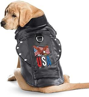Best dog leather jacket Reviews