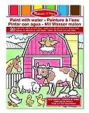 Melissa & Doug- Farm Animals Juego de Dibujo, 3-6 Años, Multicolor (14165)