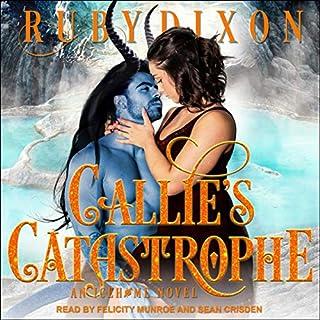 Page de couverture de Callie's Catastrophe