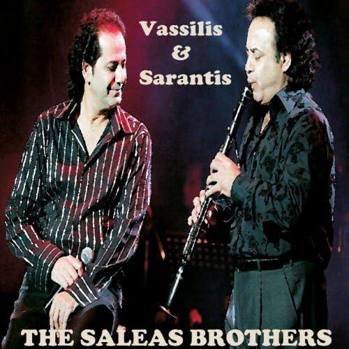 Vassilis Saleas & Sarandis Saleas