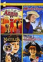 Annie / Madeline / Matilda / Pippi Longstocking [DVD]