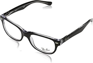 0eb8a01c3b16 Ray-Ban Full Rim Square Unisex Spectacle Frame - (0RY1555352948|48)