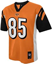 Cincinnati Bengals #85 Tyler Eifert Youth Boys (8-20) Jersey Orange Home