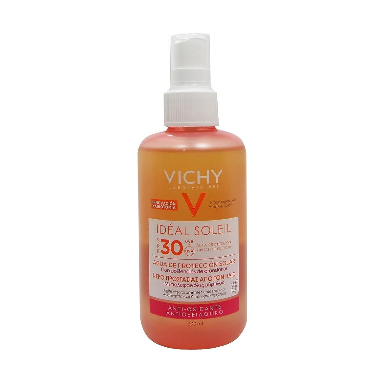 敏感な作成者足首Vichy Ideal Soleil Fresh Water Sun Protection Spf30 200ml [並行輸入品]
