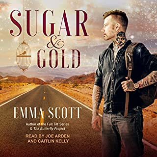 Sugar & Gold audiobook cover art