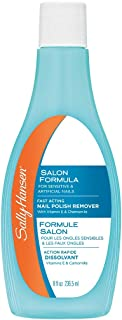 Sally Hansen Nail Polish Remover with Vitamin E and Chamomile, 8 fl oz - 236.5 ml