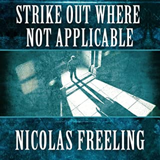 Strike Out Where Not Applicable audiobook cover art