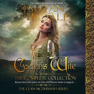Caelen's Wife: The Complete Collection cover art