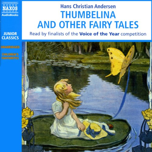 Thumbelina and Other Fairy Tales  By  cover art