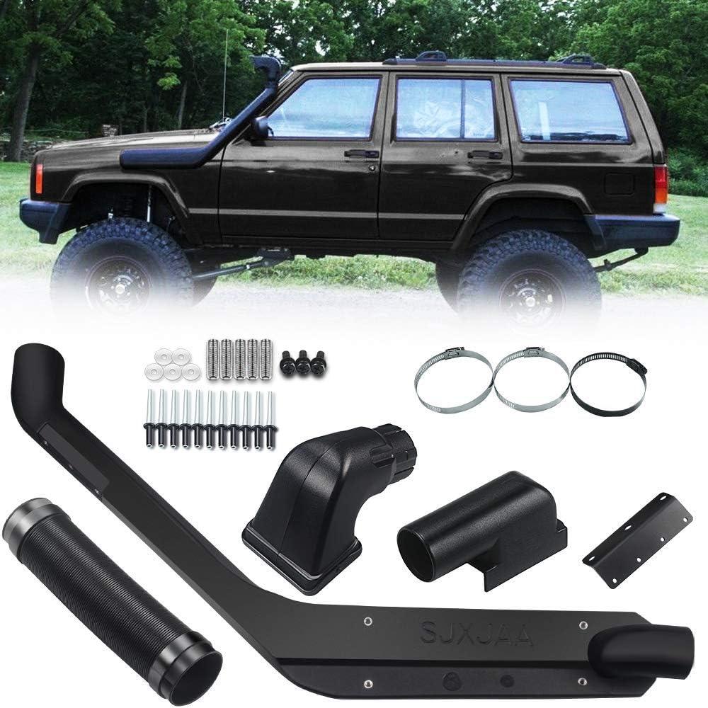 Anbull 送料無料 一部地域を除く Compatible with Jeep Cherokee XJ Snorkel Kit Replacement 全店販売中