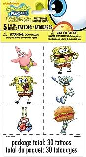Best spongebob patrick tattoo Reviews