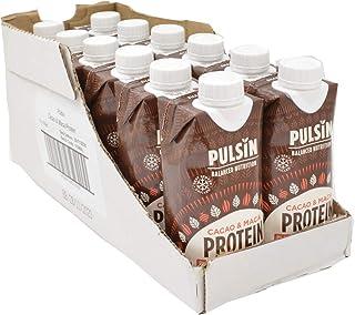 【40%OFF賞味期限2020年11月28日】カカオマカ プロテイン エネルギー シェイク 330ml×12個×1ケース Cacao Maca Protein Energy Shake 栄養機能食品 ビーガン