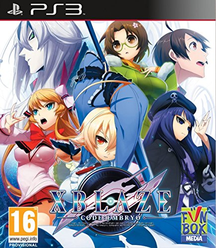 XBlaze Code : Embryo (PS3) (輸入版)